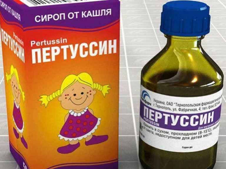 Лекарство от кашля сироп пектусин