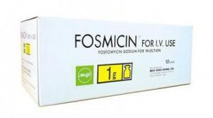 Антибиотик широкого спектра действия фосфомицин; инструкция, цена и возможные побочные эффекты
