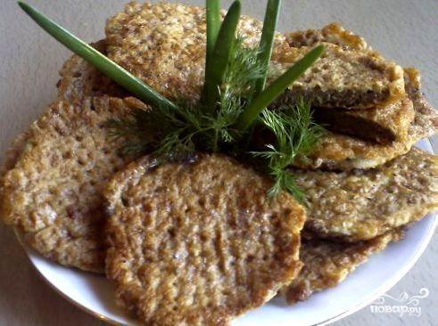 Рецепты блюд для тех у кого больная печень