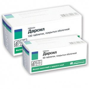 """""""дарсил"""": инструкция по применению препарата, отзывы"""