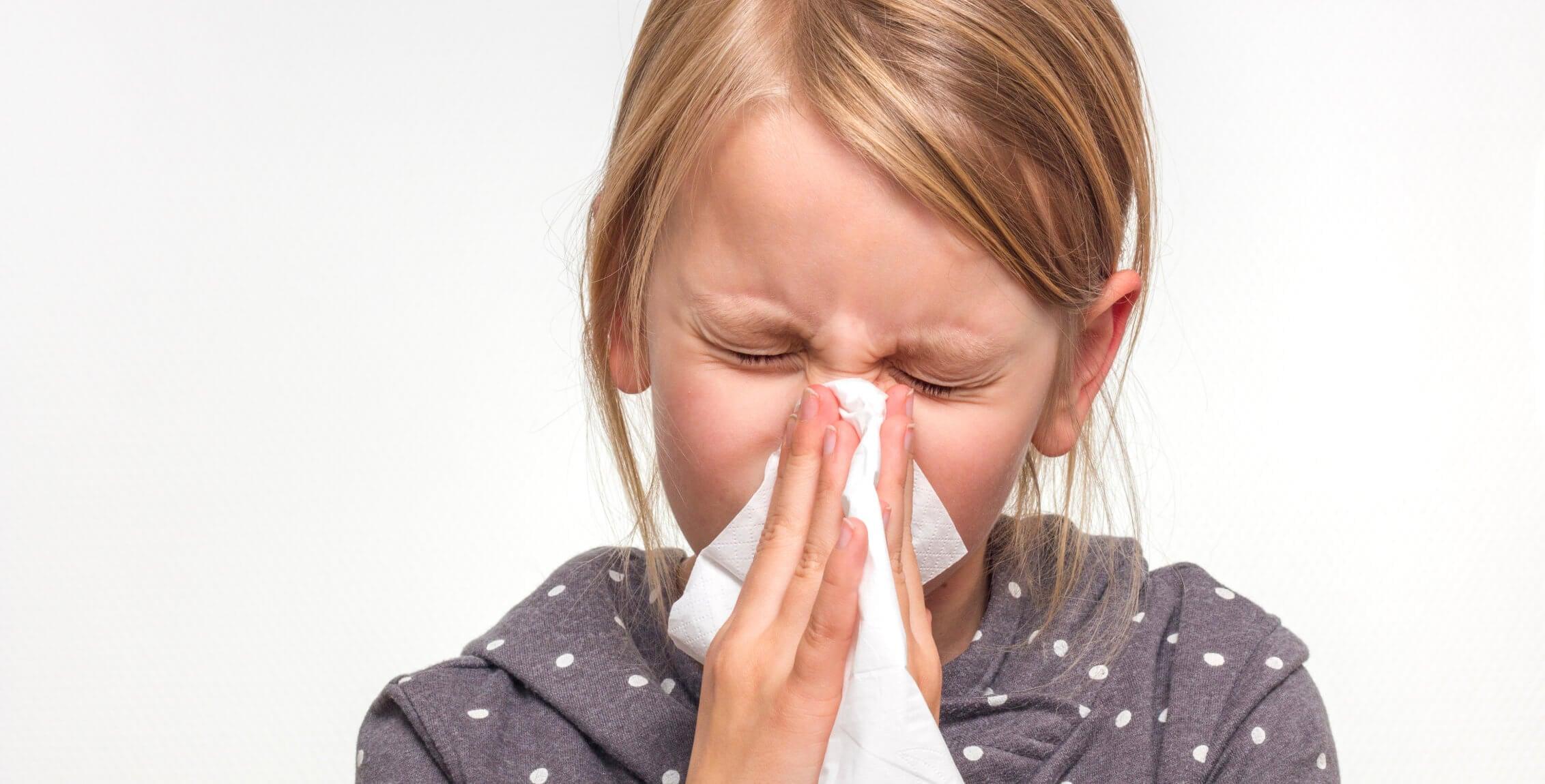 Аллергический ринит симптомы и лечение сезонного и круглогодичного насморка
