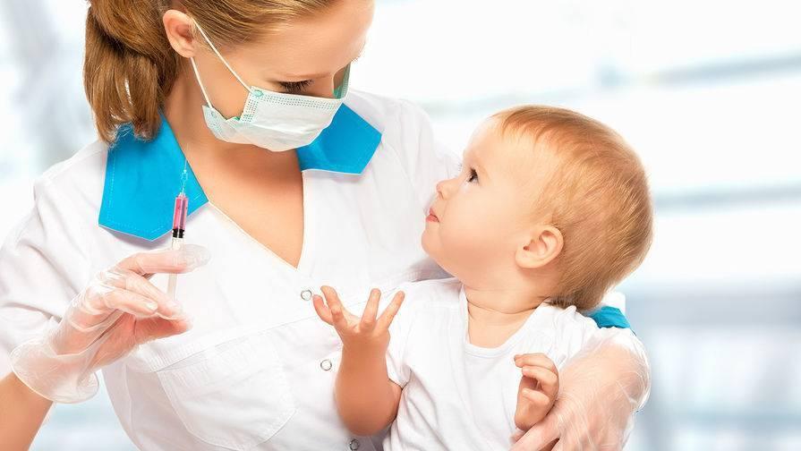 Прививка от пневмонии детям – от пневмококковой инфекции