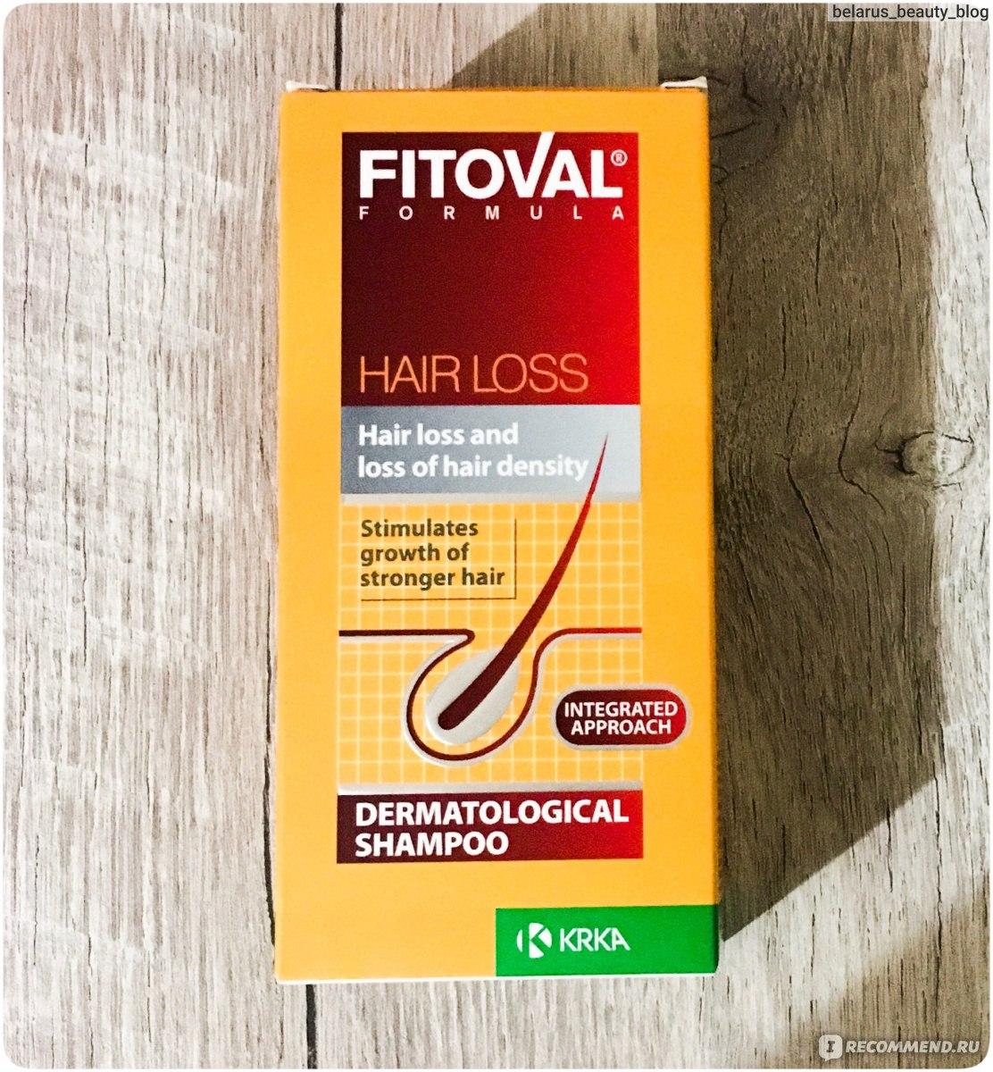 Полный обзор средств фитовал от выпадения волос
