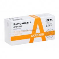 Инструкция по применению вагинальных таблеток клотримазол