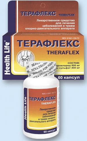 Крем терафлекс – от чего помогает и как правильно применять препарат?