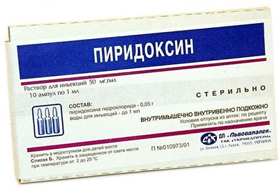 Пиридоксин – инструкция по применению, цена, таблетки, раствор в ампулах