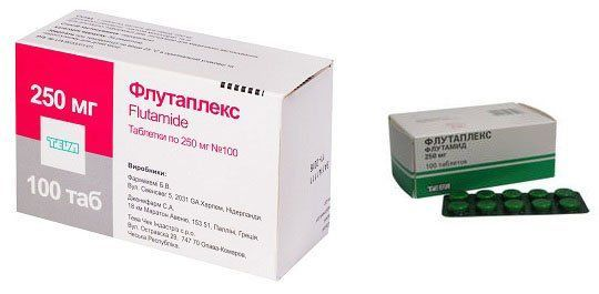 Аналог таблеток флутамид