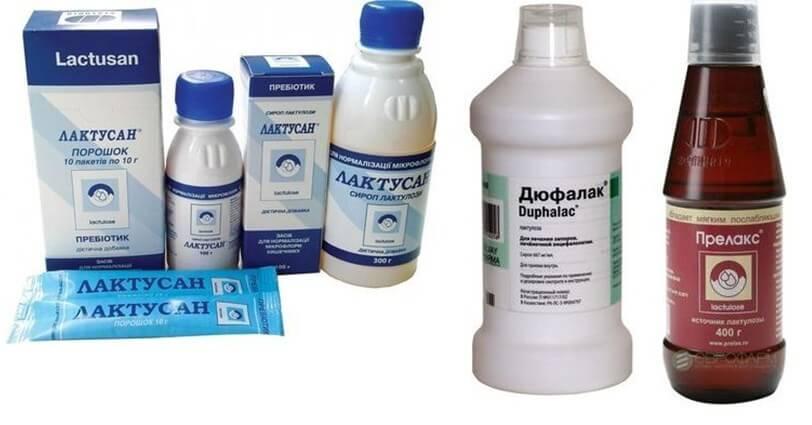 Лучшие слабительные средства для очищения кишечника