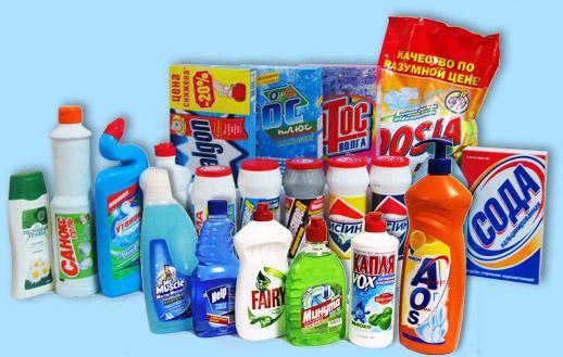 Обзор средств для уборки