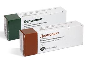 Эффективные заменители крема дермовейт и их применение