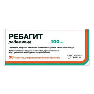 Аналог таблеток ребагит