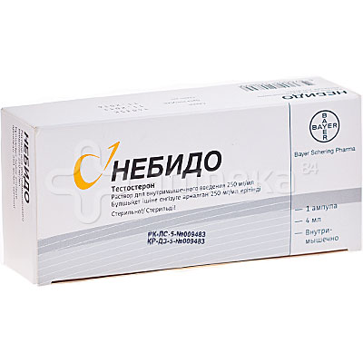 Отзывы о препарате небидо