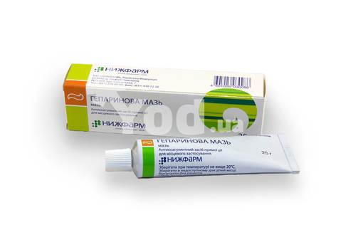 Гепариновая мазь: полный обзор препарата (инструкция по применению, состав, отзывы и аналоги)