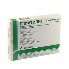 Глиатилин (gliatilin) для детей. отзывы, инструкция по применению, цена