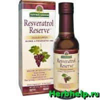 Ресвератол: полезные свойства, применение