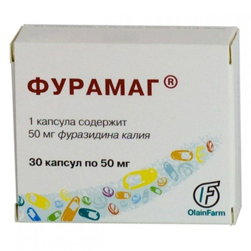 Показания к применению препарата фурамаг: дозы и курс терапии