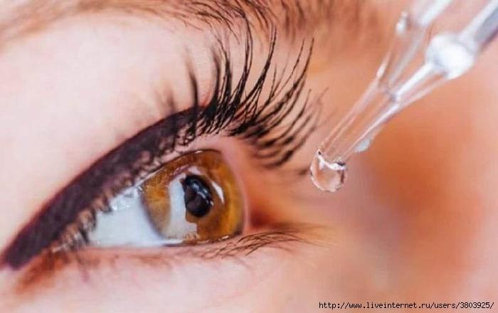 Глазные капли от катаракты — рейтинг эффективных лекарств