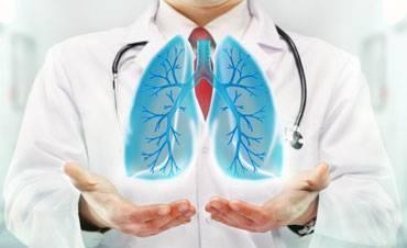 Массаж грудной клетки при воспалении легких