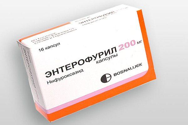Инструкция по применению сиропа и таблеток энтерофурил