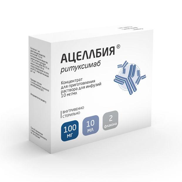 Применение препаратов ритуксимаба для лечения ревматоидного артрита