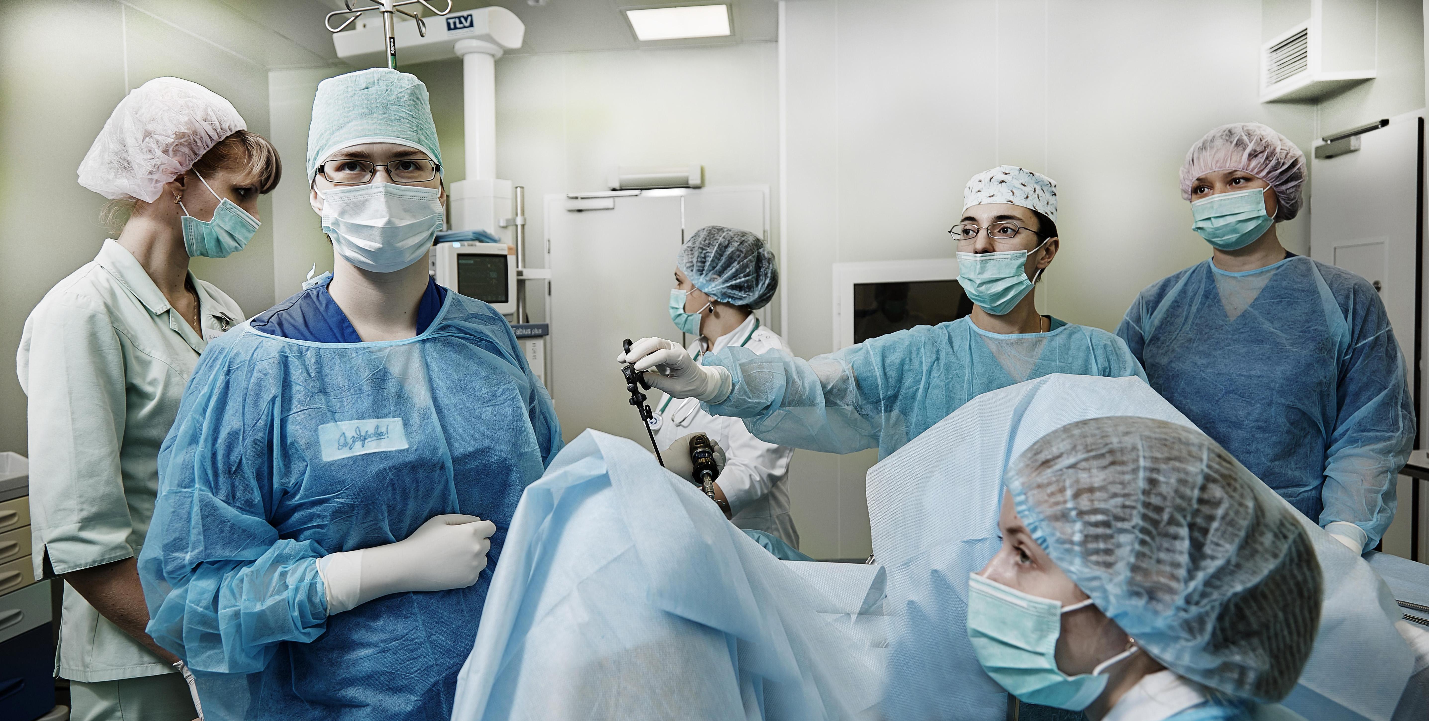 Гистероскопические операции