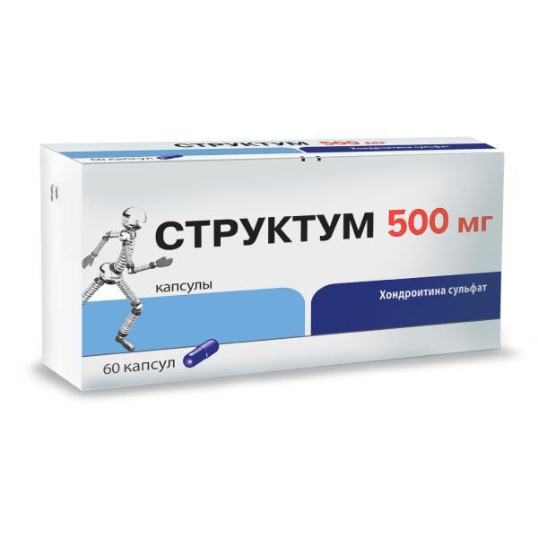 Инструкция по применению препарата хондроитин сульфат - форма выпуска, механизм действия, показания и цена