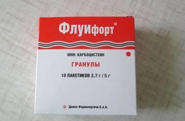 Отзывы о препарате флуифорт