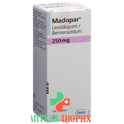 Мадопар: инструкция по применению, цена, отзывы и аналоги