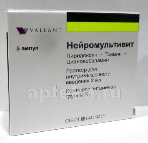 Таблетки нейромультивит: инструкция, отзывы, аналоги и цены