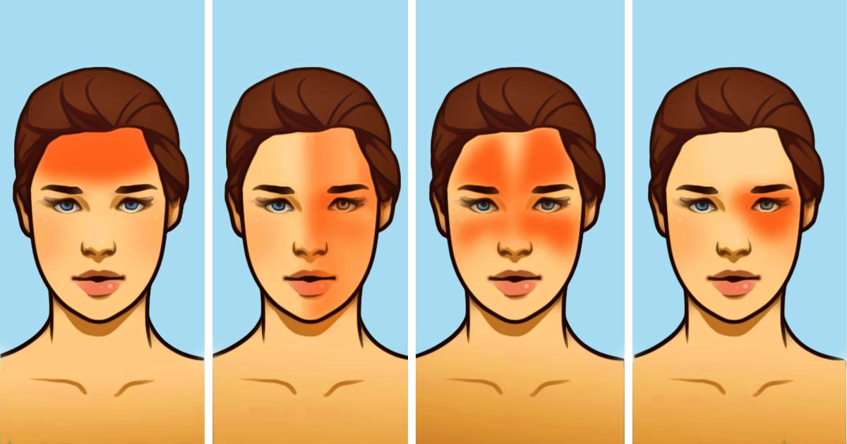 Что делать при головных болях в области висков и лба