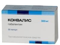 Конвалис: инструкция по применению, от чего помогает, аналоги препарата