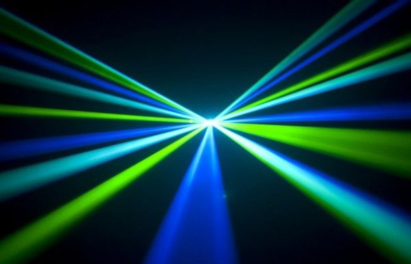Принцип действия лазера vbeam