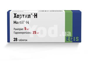 Лекарства - хартил