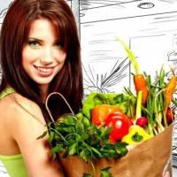 Сухая диета для похудения: основные принципы и особенности