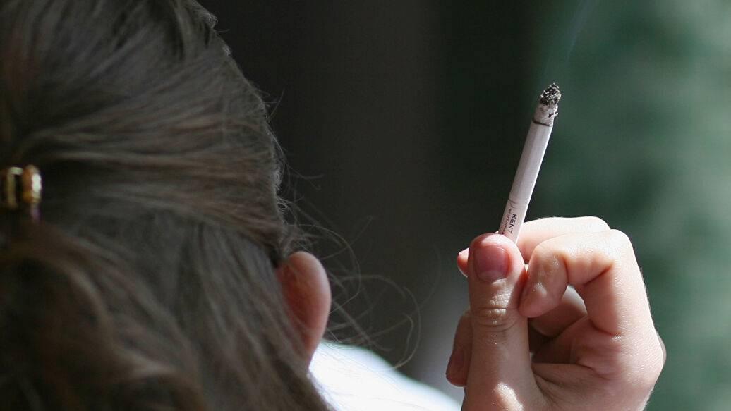 Курение после пневмонии