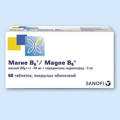 Таблетки магнелис в6: инструкция, отзывы и цена