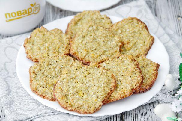 Диетическое галетное печенье