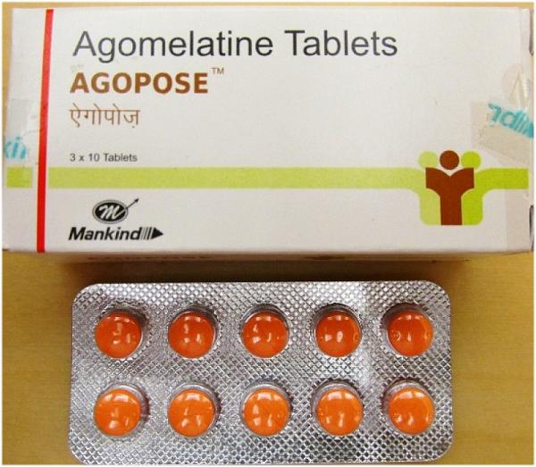 Агомелатин – инструкция по применению, отзывы, цены