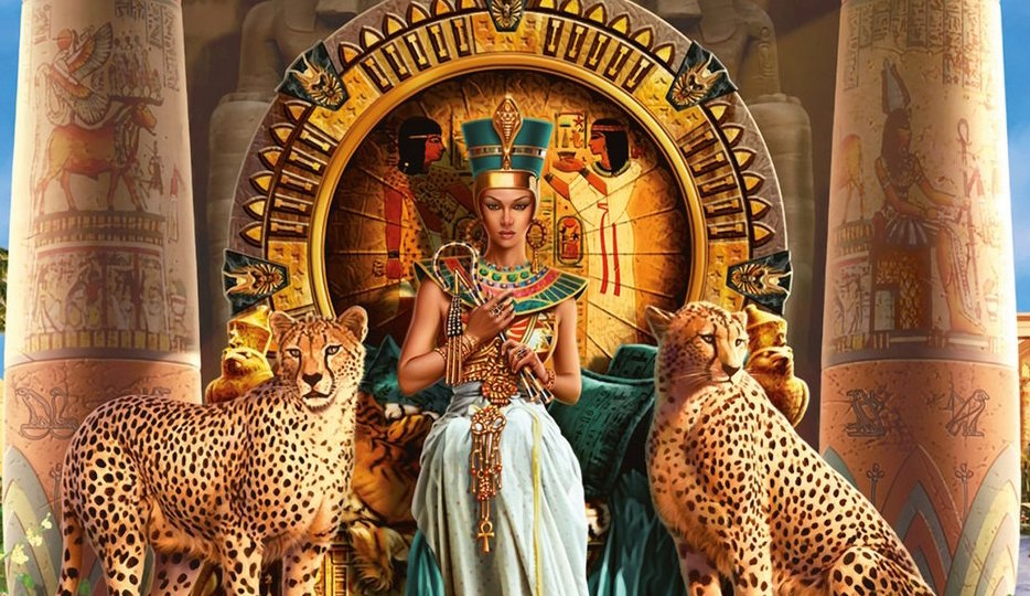 Клеопатра: паломничество любви и смерти
