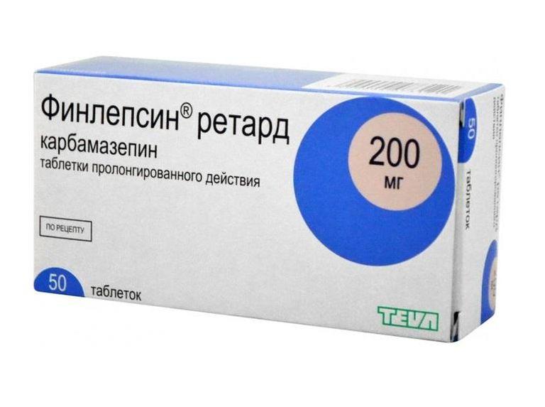Препарат карбамазепин ретард: инструкция по применению