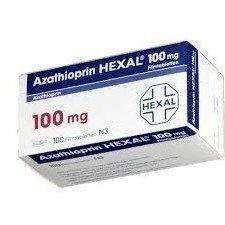 Аналоги таблеток азатиоприн