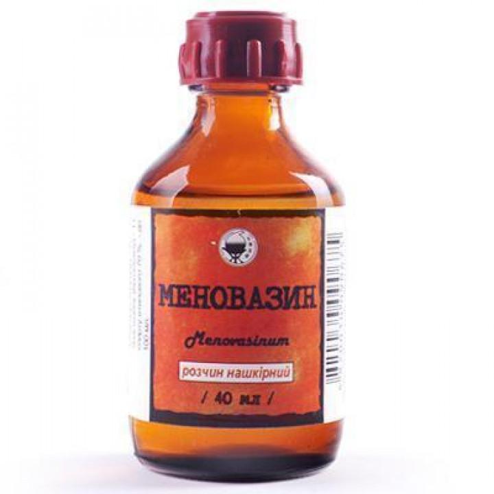 Для чего назначают меновазин? инструкция, отзывы и аналоги, цена в аптеках