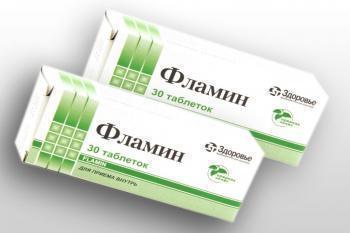 Фламин: инструкция по применению, аналоги и отзывы, цены в аптеках россии