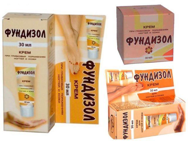 Инструкция по применению крема фундизол