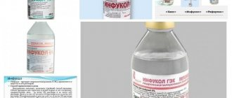 «глицирам» – противовоспалительный препарат сильного действия