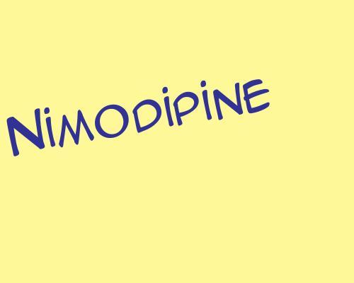 Нимодипин – инструкция по применению, состав, показания, аналоги и отзывы