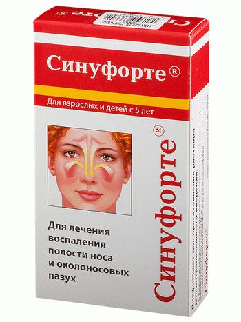 Аналоги препарата синуфорте