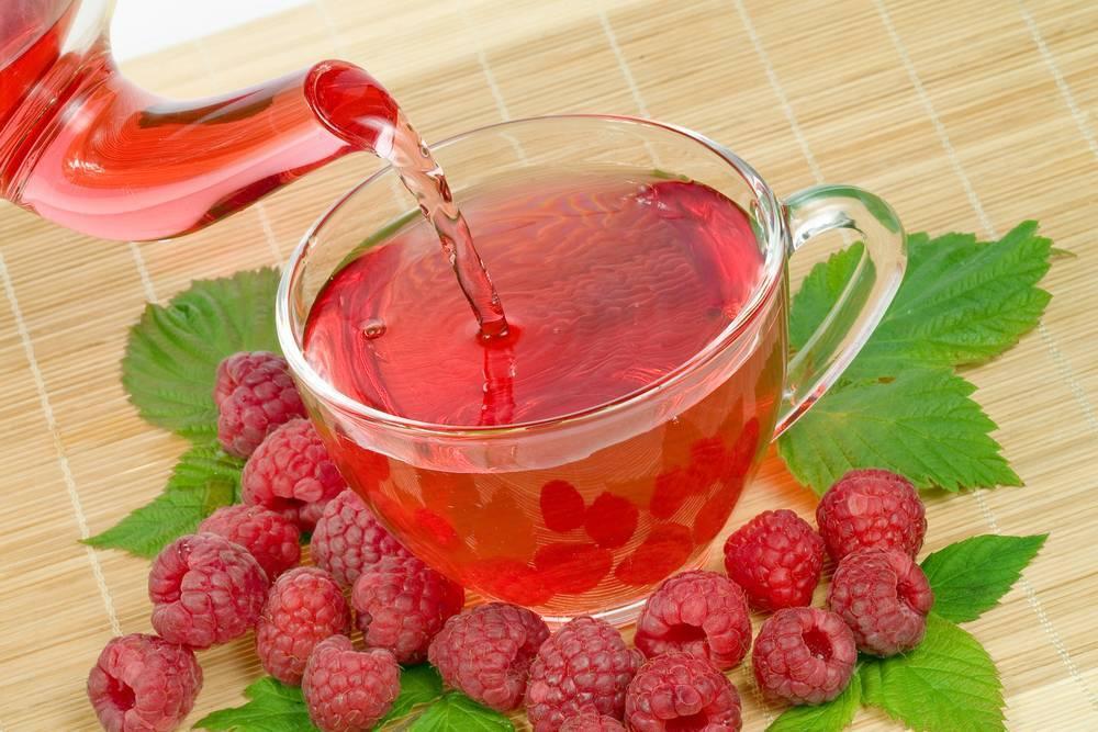 Лечение малиной кашля и простудных состояний