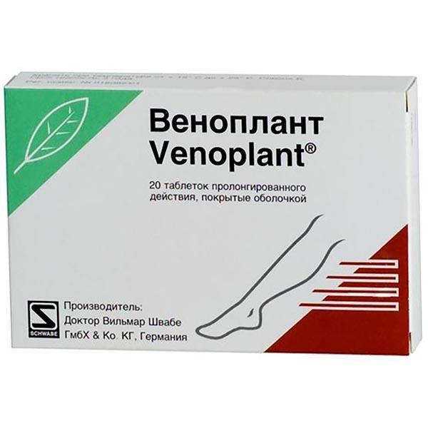 Веноплант - инструкция по применению