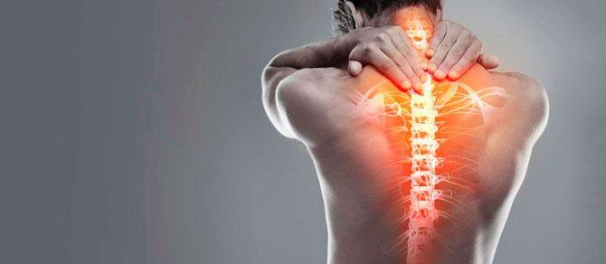 Питание при остеохондрозе поясничного отдела